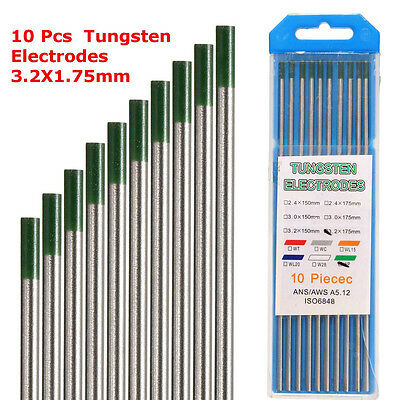 10x WL20/WT20/WP Tip TIG Tungsten Thoriated Assorted Welding Electrode AU