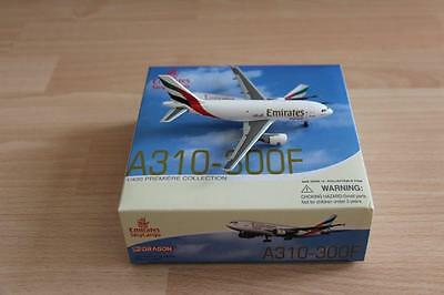 Dragon Wings 1:400 Emirates SkyCargo Airbus A310-300F