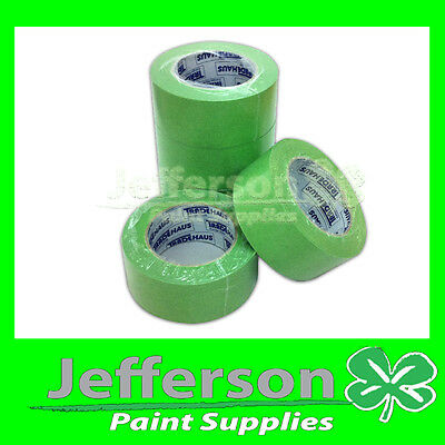 "High Temperature Masking TAPE AUTOMOTIVE 6 ROLLS 48mm (2"") WRAPPING / PACKAGING"