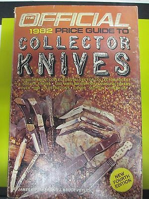 1982 Price Guide to Collector Knives