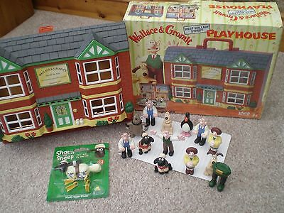 Wallace And Gromit Playhouse ( Boxed )