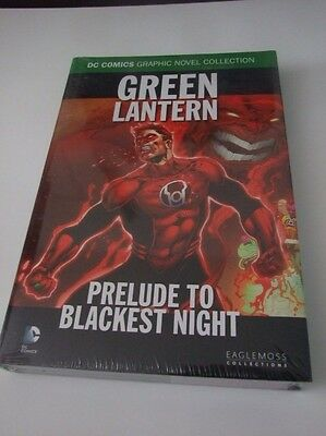 DC Comics Graphic Novel Collection - Green Lantern Prelude To Blackest Night