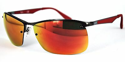 Ray Ban Sunglasses / Sonnenbrille RB3550 029/6Q Gr. 64 Insolvenzware  # B1 (*H)