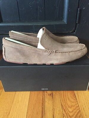 e931700a683 UGG HENRICK LOAFERS / Slippers Mens Size 9 Authentic Brand New Black ...