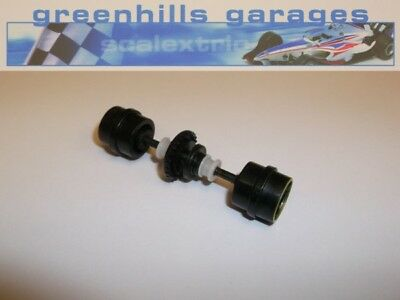 Greenhills Scalextric Williams Mecachrome FW20 C2161/2 Rear Axle & Wheels Use...