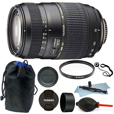 TAMRON AF 70-300mm F/4-5.6 Di LD LENS FOR CANON EOS T5, T5i, 70D, T3, T3i Camera