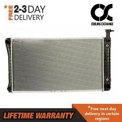 Radiator For G10 G20 G30 GMC G1500 G2500 G3500 4.3 V6 5.0 5.7 V8 W/O EOC