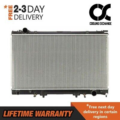 Radiator Assembly Aluminum Core Direct Fit for Acura MDX Honda Pilot New