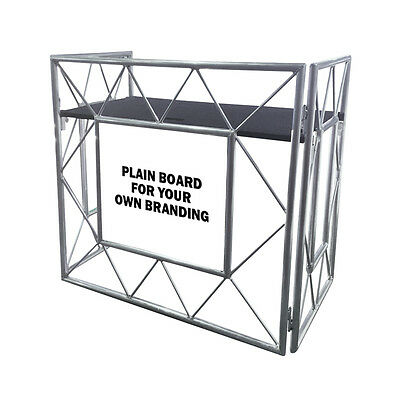 Equinox Truss Booth System EQLED150 Lightweight Stand Aluminium DJ Disco
