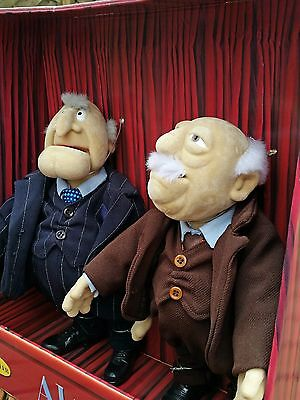 WALDORF and STATLER by IGEL - Super Rare, pre-2000 Ed. - Time Warp Condition!