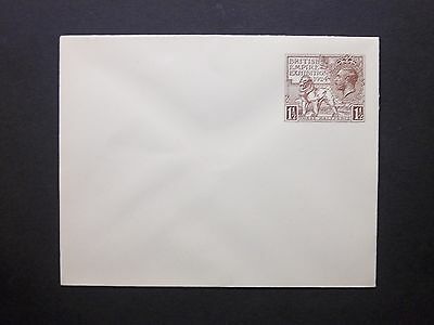 GB Postal Stationery 1924 KGV 11/2d British Empire Exhibition Envelope EP66