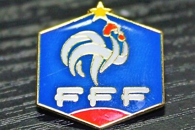 France Football Fa Enamel Pin Badge