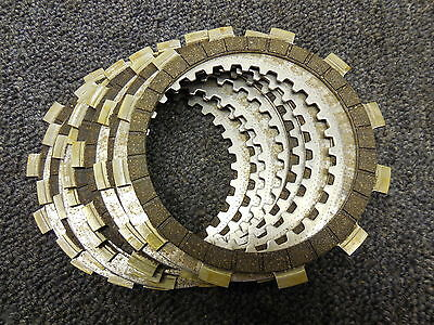 1999 Yamaha YZ125 Clutch discs disks and plates 99 YZ 125