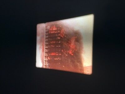 Public Information Film - Fire And Smoke - Fire Safety On 16mm Cine