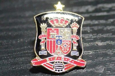 Spain Football Fa Enamel Pin Badge