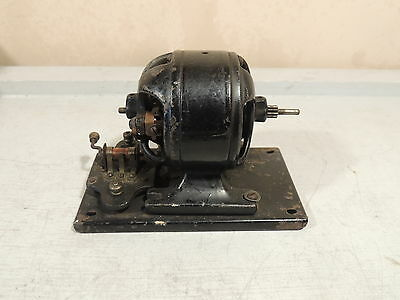 Vintage Bing electric motor with forward and reverse