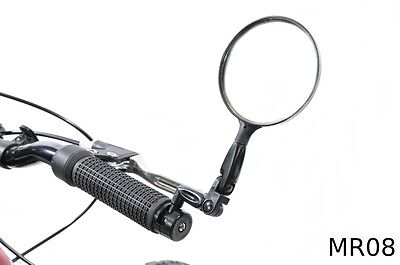 Swingarm 3D End Plug Bike Mirror Fully Adjustable (3 Ways) Exclusive 50% Off Rrp