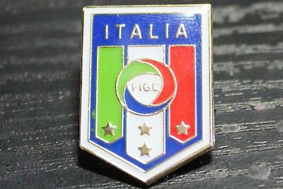 Italy Football Fa Enamel Pin Badge
