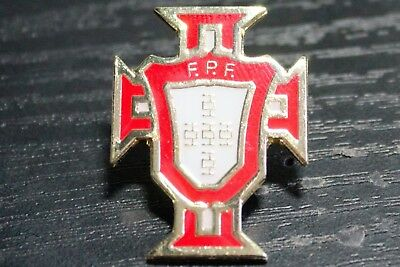Portugal Football Fa Enamel Pin Badge