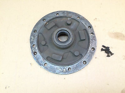 Paragon P-31 hydraulic Reverse Gear Marine Transmission 300 Front End Plate