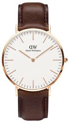 DANIEL WELLINGTON watch bristol - with additional wristband