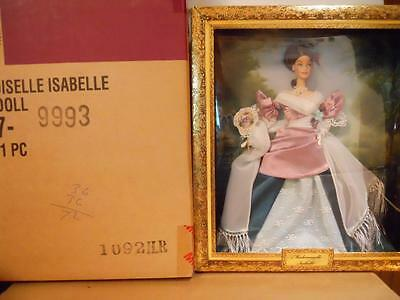 Barbie MADEMOISELLE ISABELLE Portrait Collection #1  2001  NRFB w/ shipper