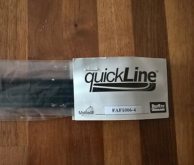 Pacific Bay Quickline Fly Rod Blank 10Ft 6# 4 Piece