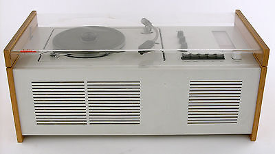 BRAUN SK 55 DIETER RAMS Snow Coffin Hans Gugelot Radiogram Radio Record Player