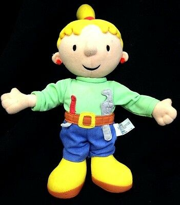 WENDY FROM BOB THE BUILDER TV MOVIES CHARACTERS  TALKS 12 IN. TALL Works
