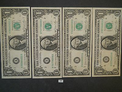 1981A Federal Reserve Notes 12 Districts