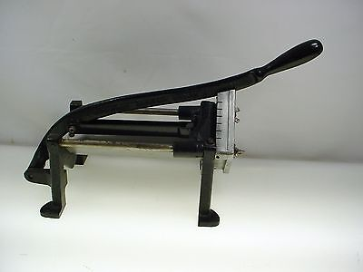 BLOOMFIELD FRENCH FRY CUTTER No.29 COMMERIAL WALLMOUNTED FRY CUTTER HEAVYDUTY