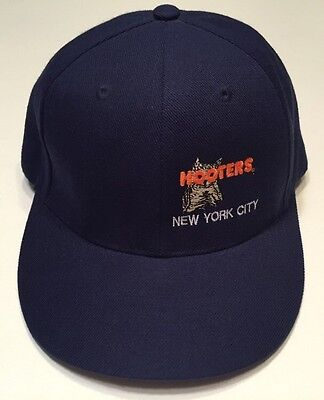Hooters New York City Magic Headwear Snapback Cap / Hat Adult One Size