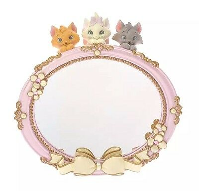 Disney Store Japan Aristocats Stand Mirror Lovely US Seller