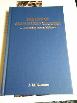 The Life of (Lt. Col.) Adam Jacoby Slemmer one strong voice of defiance. Gambone