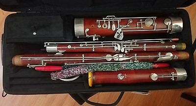 G.H. Huller Bassoon - Made in Germany