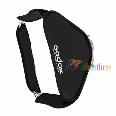 Godox 80x80cm Bowens Mount Foldable Softbox For Studio Flash Light Speedlite【AU】