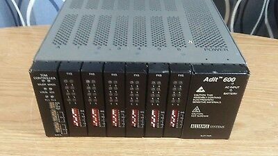 Alliance Systems Carrier Access Adit 600 TDM Controller 6 FXS 8C Cards