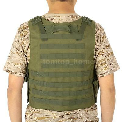 Oxford Outdoor Tactical Vest Body Molle Jacket CS Hunting Jungle Equipment X5X3