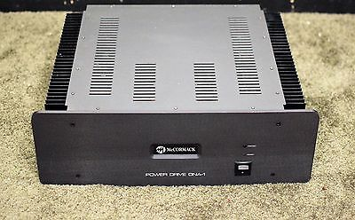 Mccormack DNA-1 Deluxe(Rare R1 Version) Stereo Power Amplifier