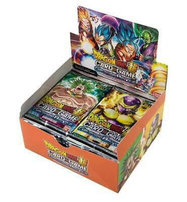 Dragon Ball Super TCG Galactic Battle Booster Box Pack Display - 24 Booster