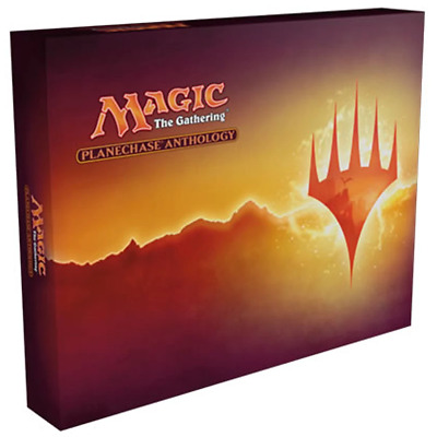 MAGIC THE GATHERING Planechase Anthology Deck