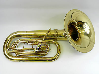 Tuba Es B&M Symphonic Moving Bell Front Lacquer good condition 97