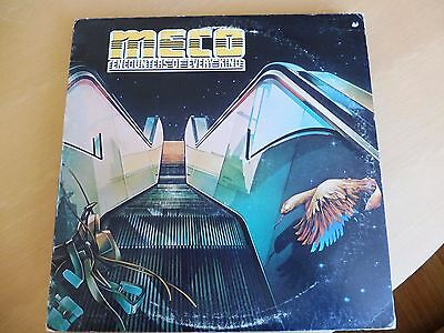MECO - Encounters Of Every Kind (1977) - VINYL LP.  VG   i