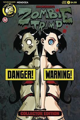 Zombie Tramp Origins #1 Cvr B Mendoza Risque (Mr)