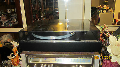 Thorens Td-280 Turntable In Near Mint Condition (Made In Germany)