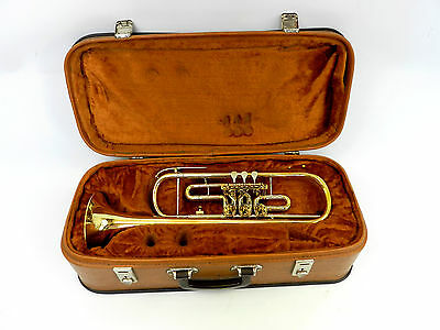 Trumpet Trompete in Bb Sinfonia made in GDR in very good condition (146)