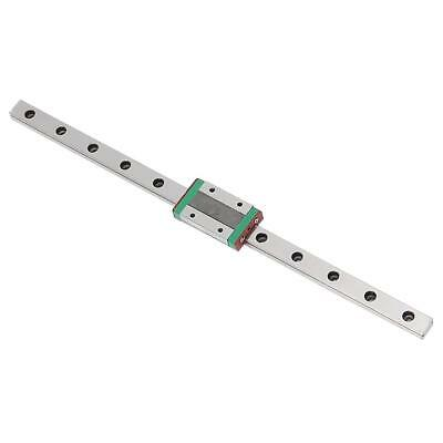 Linear Guide Rail Way Slide 300mm + MGN12H Carriage Block for 3D Printer
