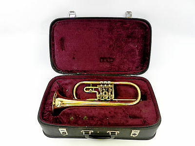 Trumpet Trompete in Bb Amati in very good condition (147)