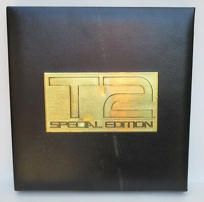 Terminator T2 Special Edition Gold Box Set LD Laser Disc