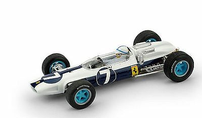 BRUMM R291CH FERRARI 158 F1 model car w John Surtees figure Mexico GP 1964 1:43